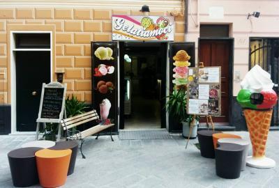 Pictures  Ice cream bar Gelatiamoci