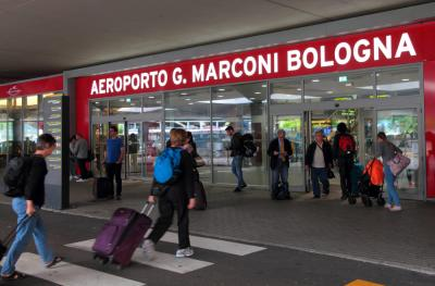Pictures  Bologna Airport
