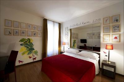 Foto Hotel Al Cappello Rosso