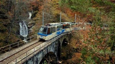 Pictures  Ferrovia Vigezzina Tratta Domodossola-Locarno
